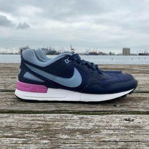 Nike Air Pegasus 89 Women's Running Shoes Size 9 Blue Purple (844888-402)